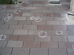 Hail Damage Roofing
