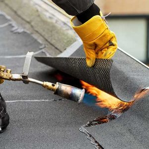 We Take Care of Your Modified Bitumen Roof Repairs